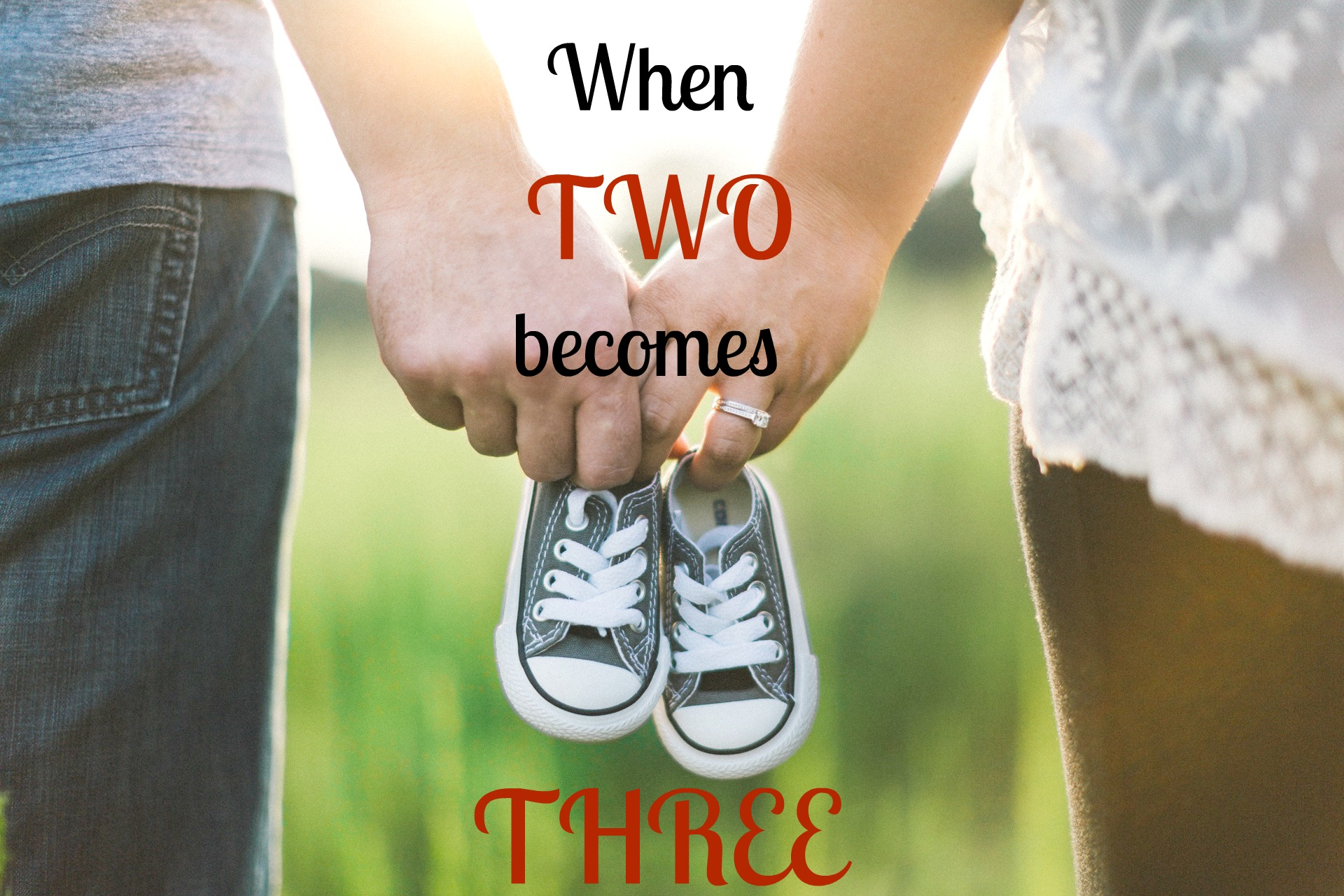 When Two becomes Three